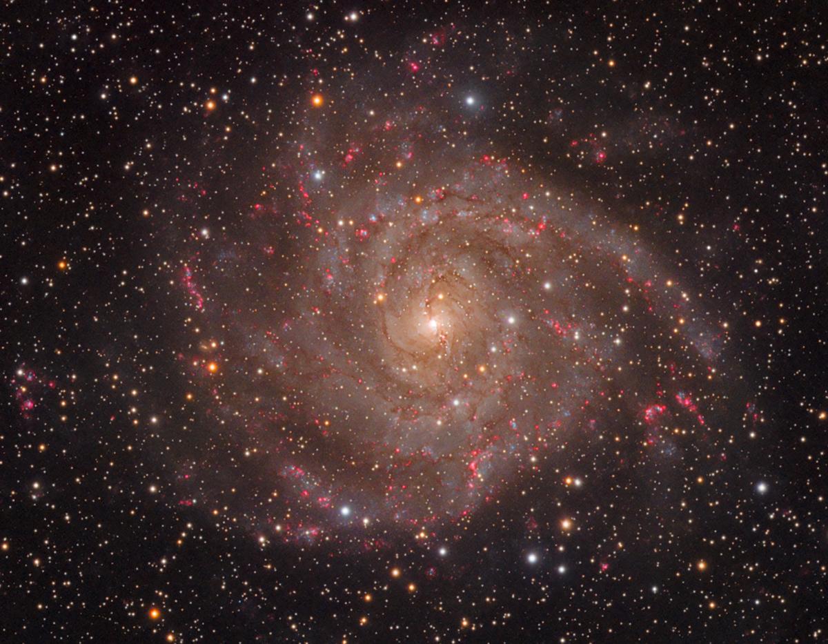 Захватывающий шорт-лист лучших астрономических фотографий года list32