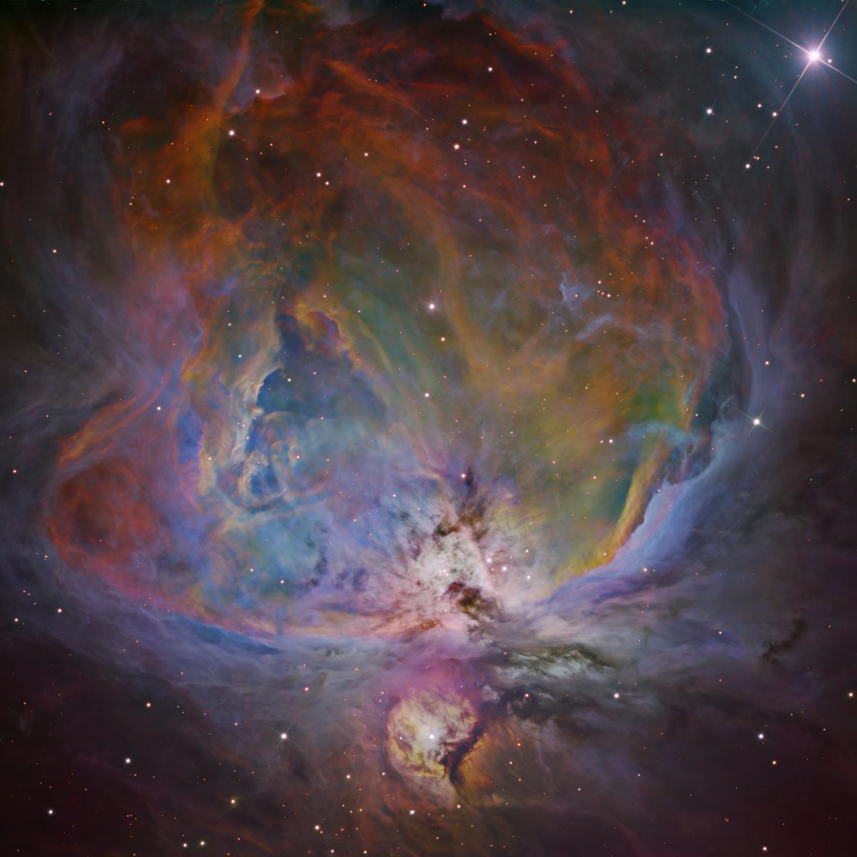 Захватывающий шорт-лист лучших астрономических фотографий года list34