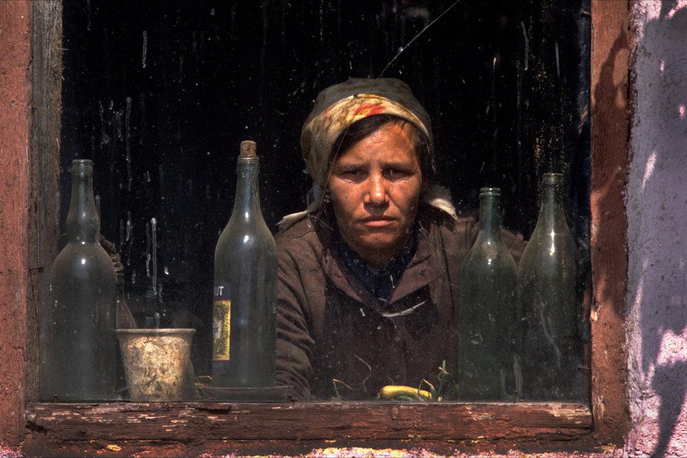 От печали до радости: моменты человеческого бытия в работах фотожурналиста Питера Тёрнли 36