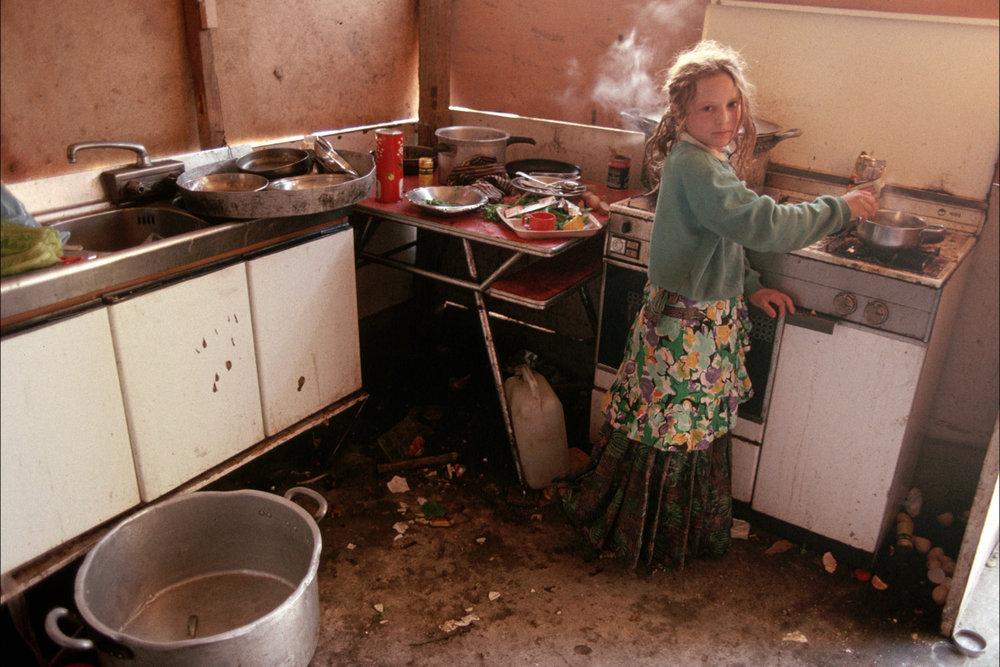 От печали до радости: моменты человеческого бытия в работах фотожурналиста Питера Тёрнли 50