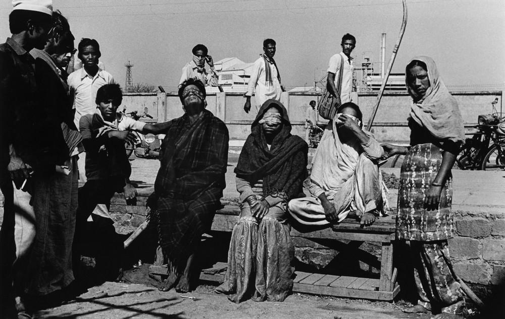 Выжившие в Бхопальской катастрофе, 1984