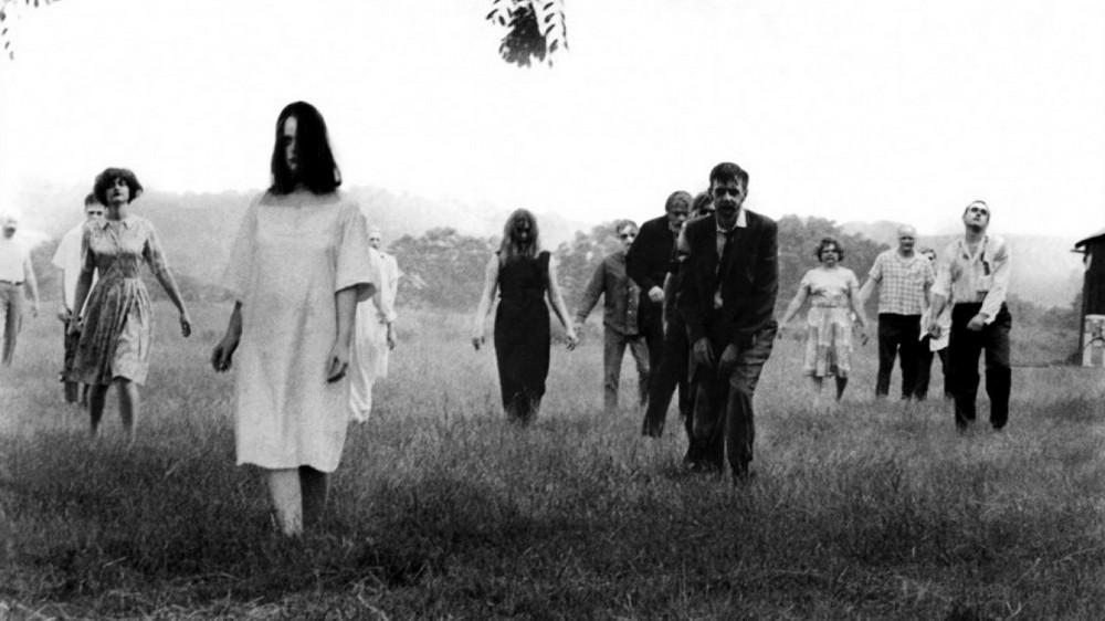 Ночь живых мертвецов