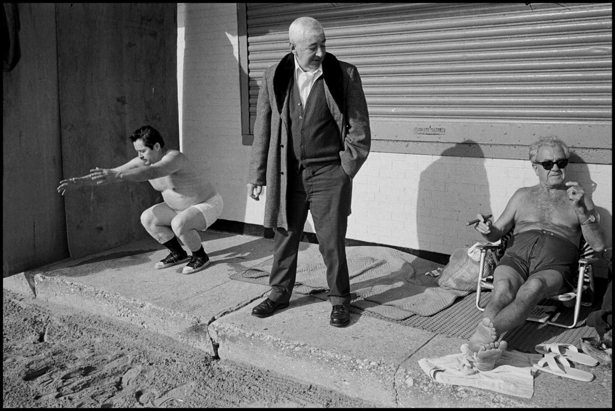 «Кони-Айленд» уличного фотографа Брюса Гилдена 18