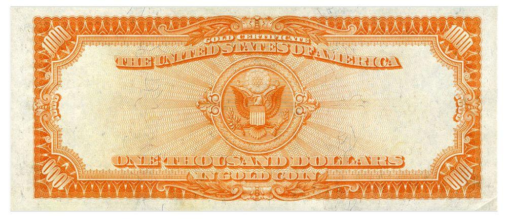 дизайн американских банкнот 14