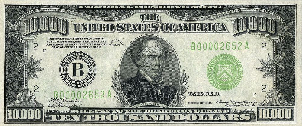 дизайн американских банкнот 17