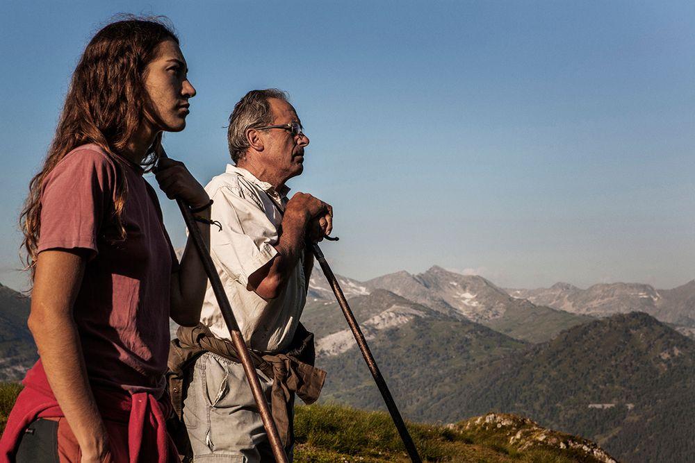 «Школа пастухов» – проект испанского фотографа Джоана Альвадо 1