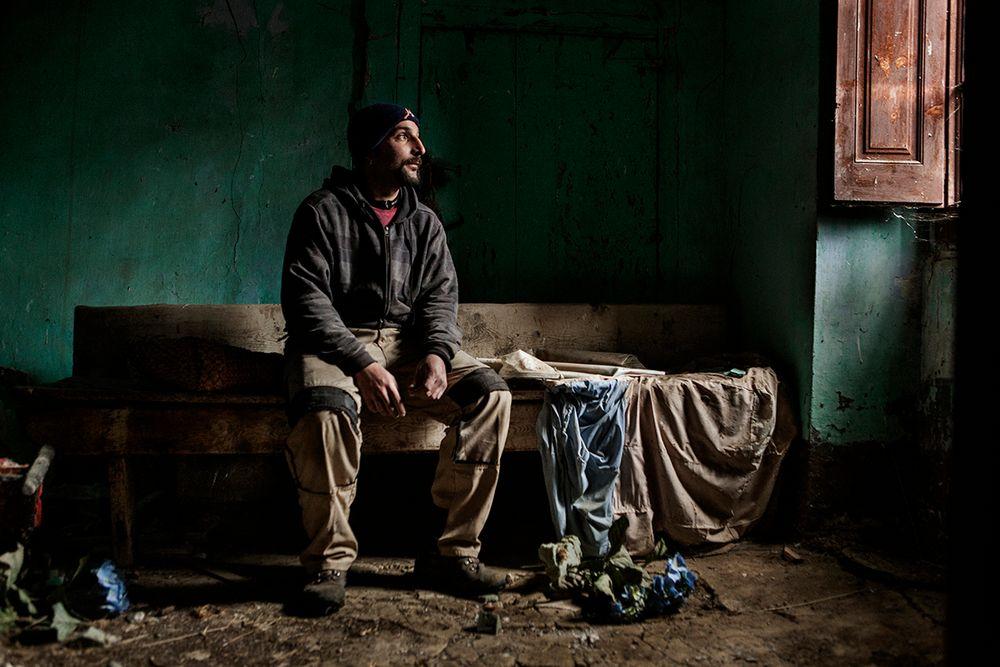 «Школа пастухов» – проект испанского фотографа Джоана Альвадо 15