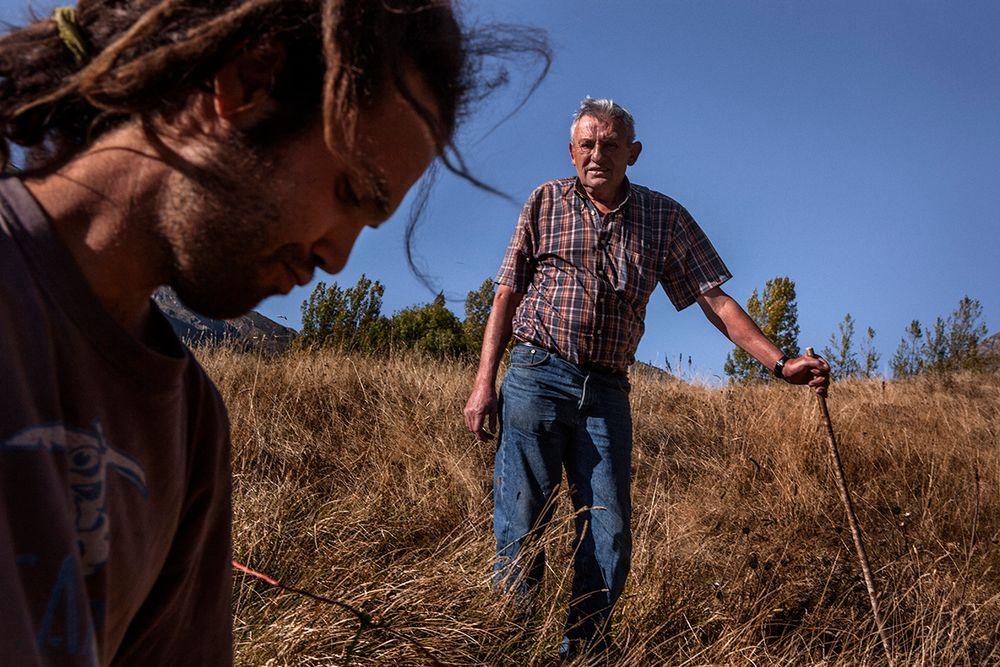 «Школа пастухов» – проект испанского фотографа Джоана Альвадо 21