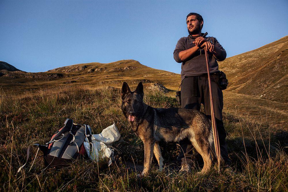 «Школа пастухов» – проект испанского фотографа Джоана Альвадо 23