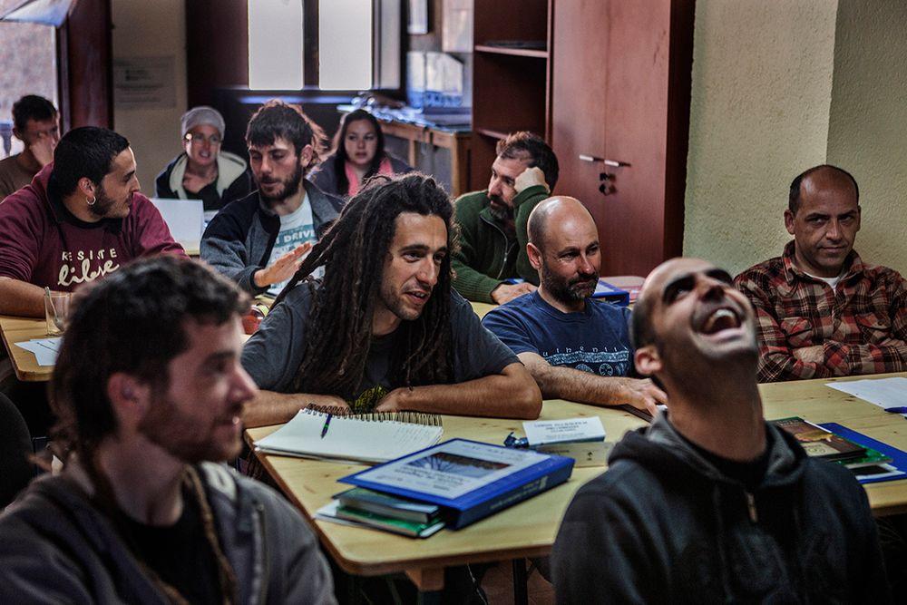 «Школа пастухов» – проект испанского фотографа Джоана Альвадо 3