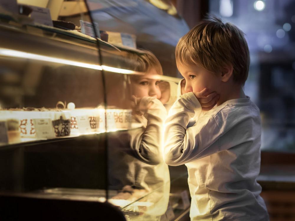 Ивона Подласинска фотографирует детство 1