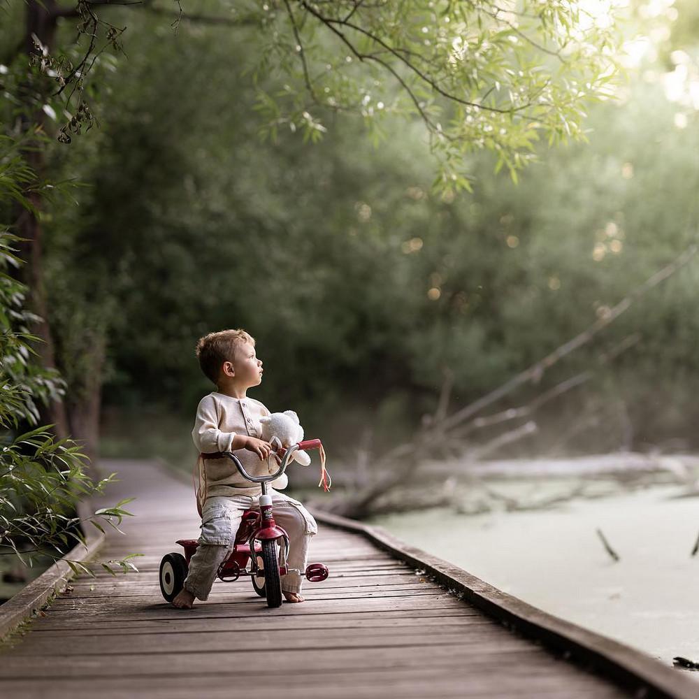 Ивона Подласинска фотографирует детство 14