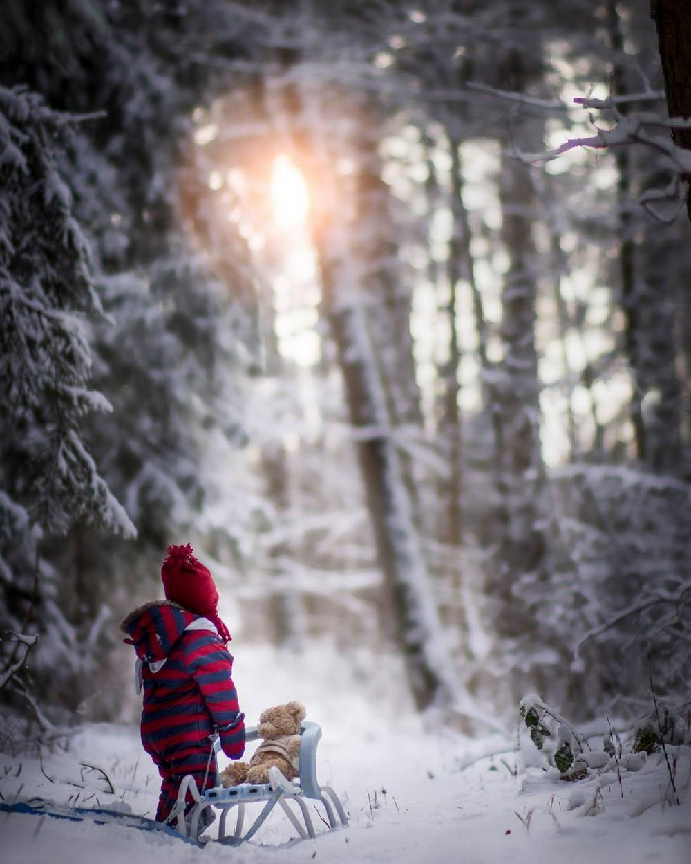 Ивона Подласинска фотографирует детство 15