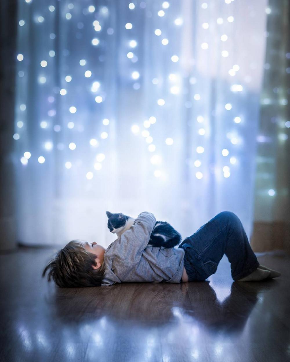 Ивона Подласинска фотографирует детство 17