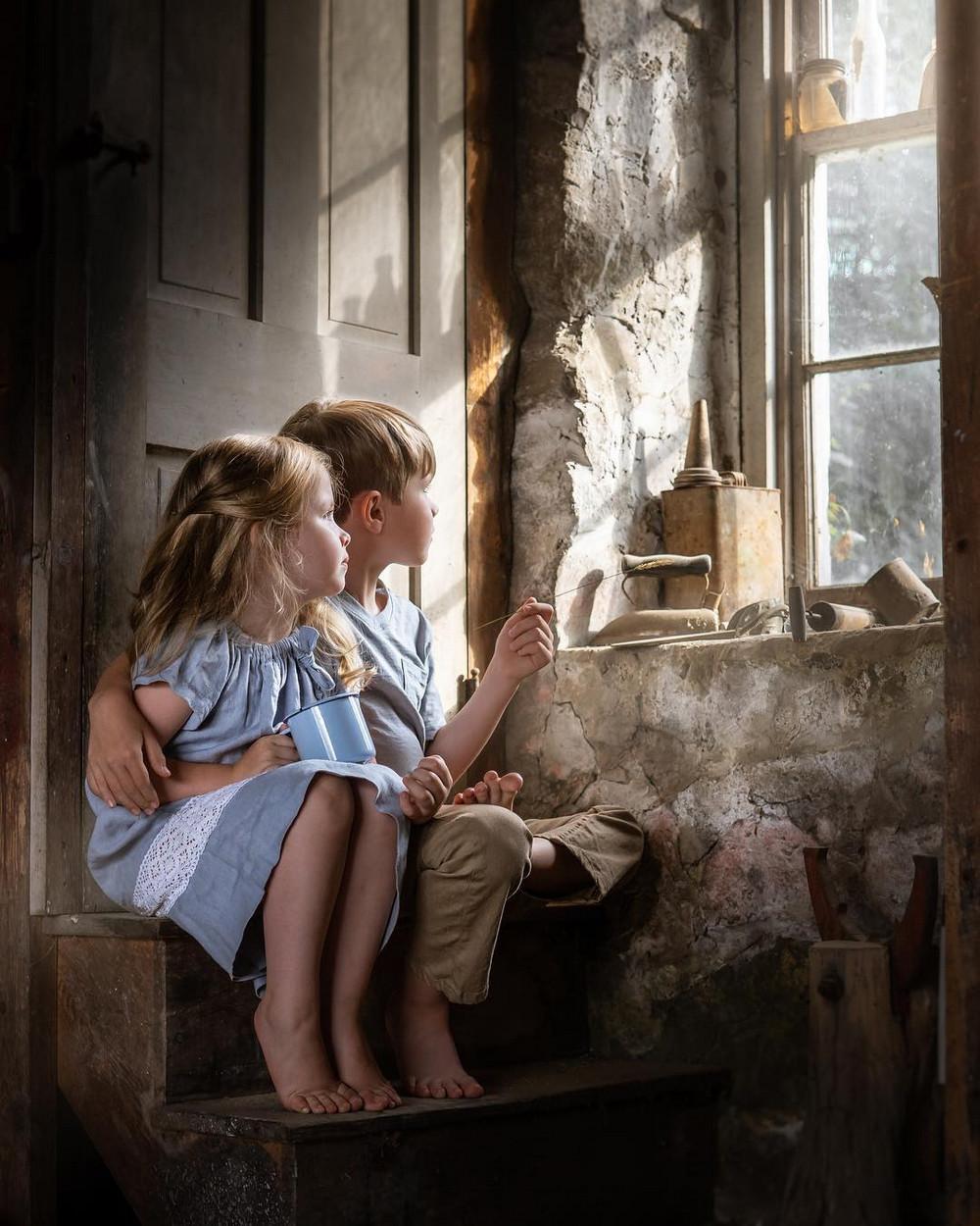 Ивона Подласинска фотографирует детство 18