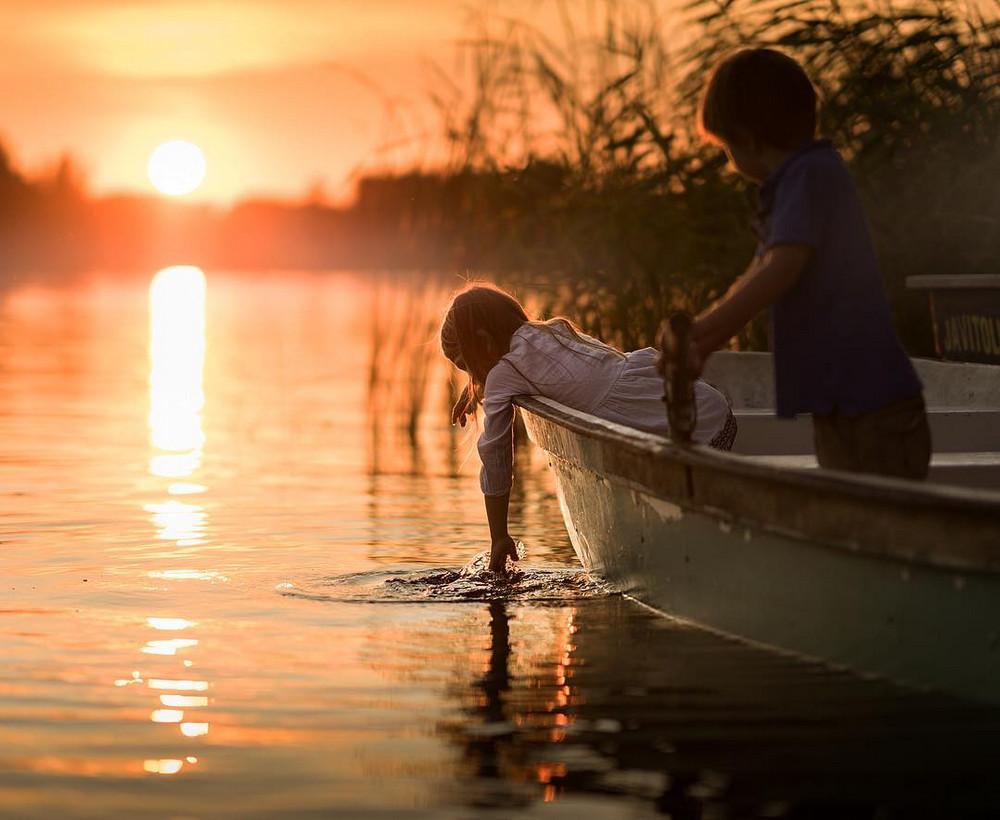 Ивона Подласинска фотографирует детство 19