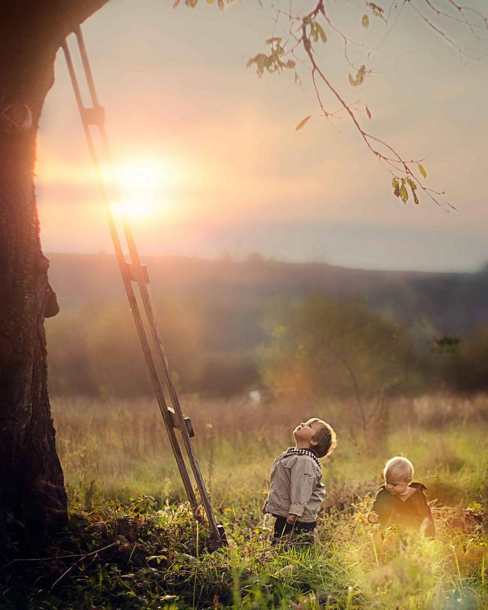 Ивона Подласинска фотографирует детство 2