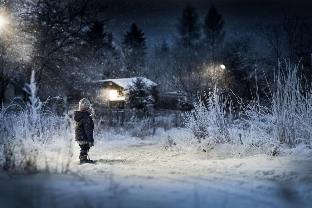 Ивона Подласинска фотографирует детство 21