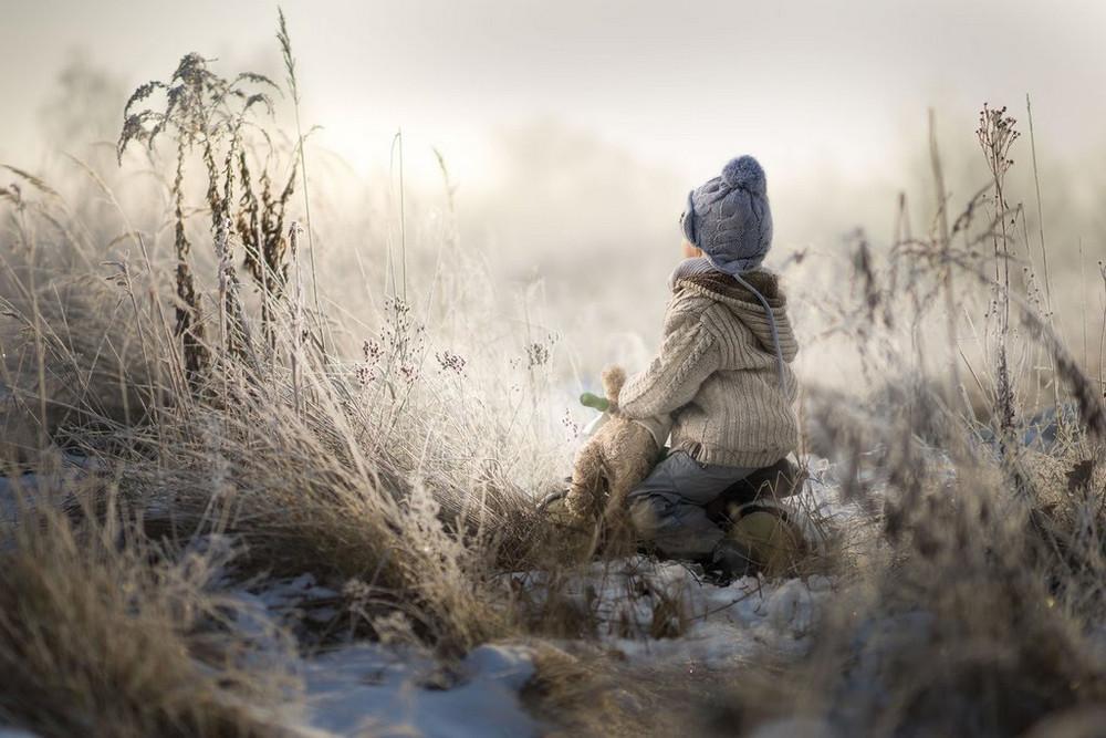 Ивона Подласинска фотографирует детство 22