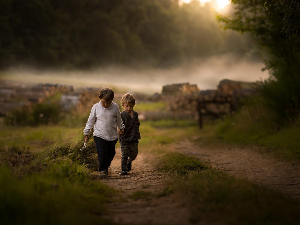 Ивона Подласинска фотографирует детство 26