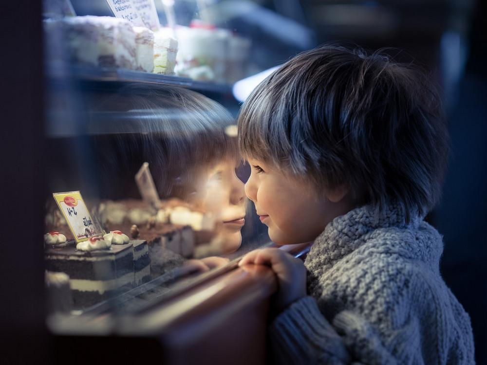 Ивона Подласинска фотографирует детство 27