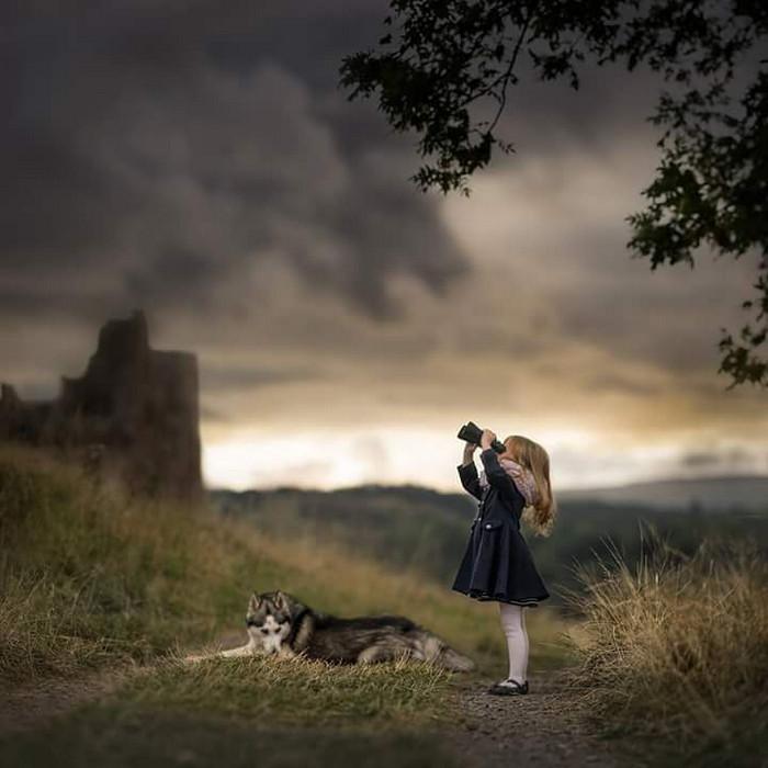 Ивона Подласинска фотографирует детство 31