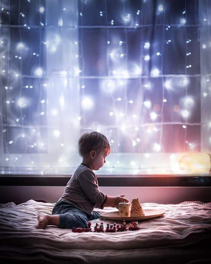 Ивона Подласинска фотографирует детство 32