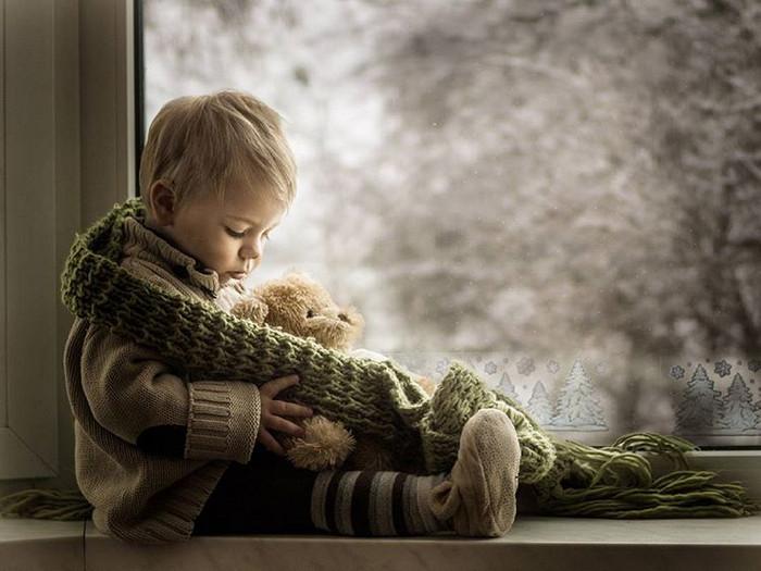 Ивона Подласинска фотографирует детство 33