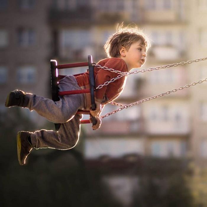 Ивона Подласинска фотографирует детство 34