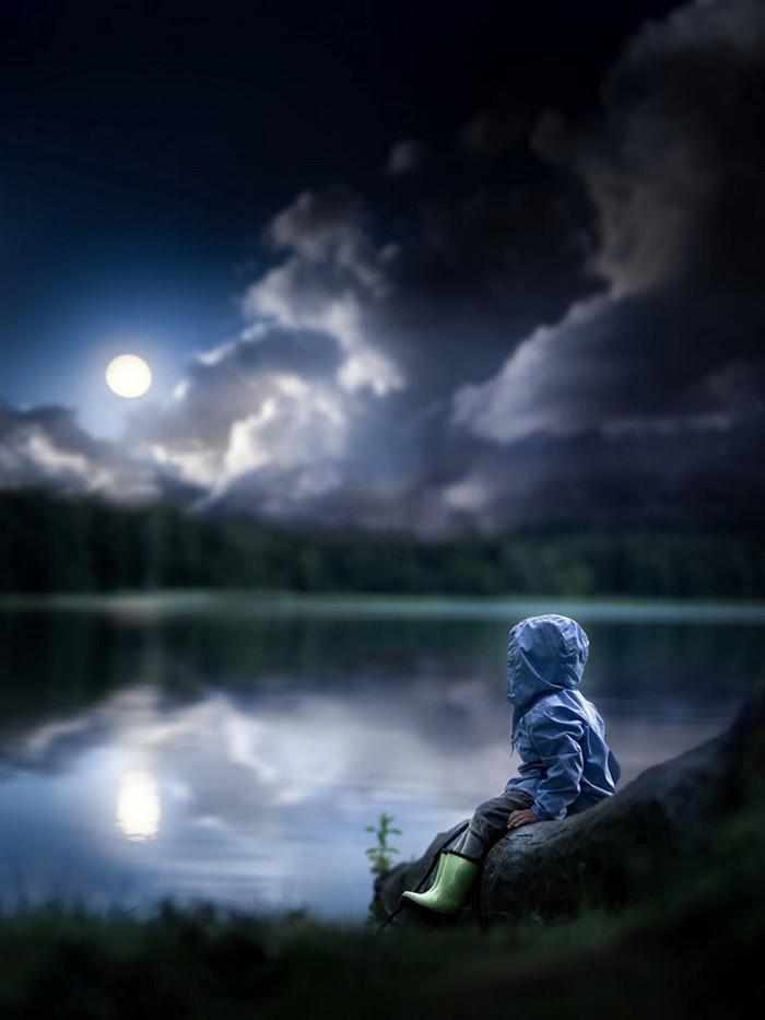 Ивона Подласинска фотографирует детство 36