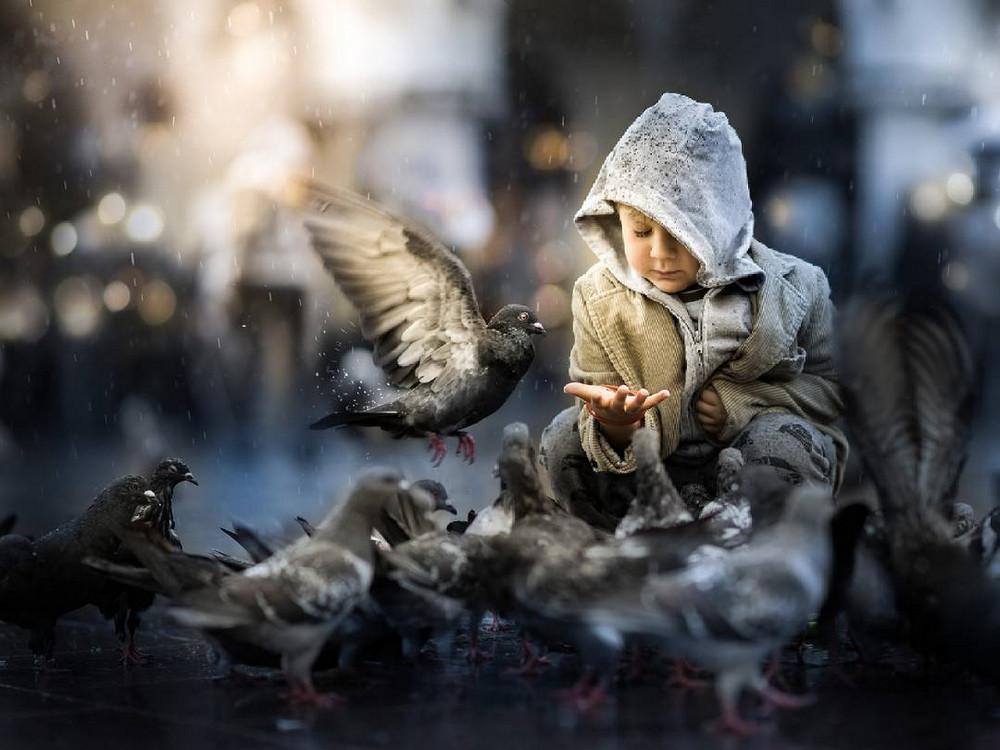 Ивона Подласинска фотографирует детство 4
