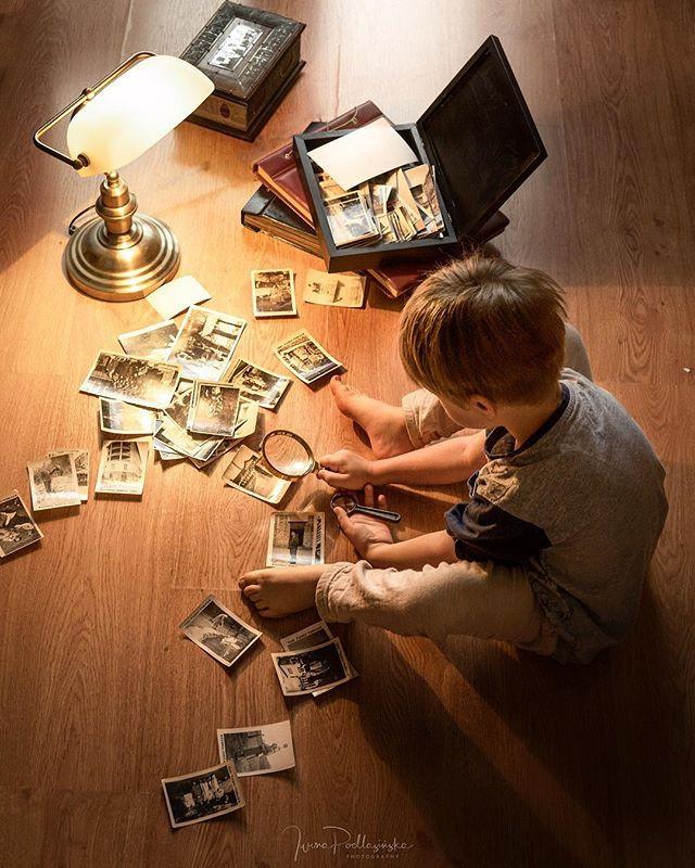 Ивона Подласинска фотографирует детство 40