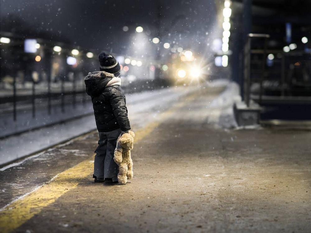 Ивона Подласинска фотографирует детство 6