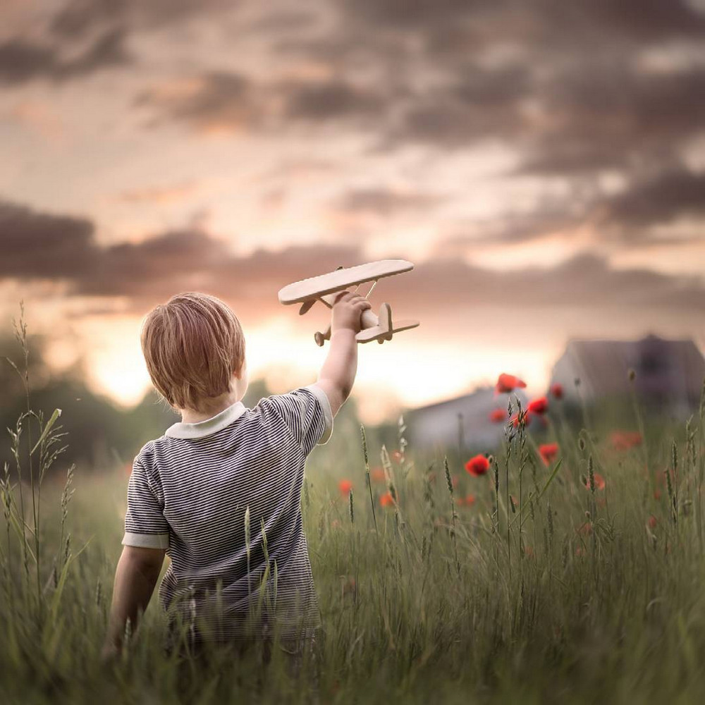 Ивона Подласинска фотографирует детство 8