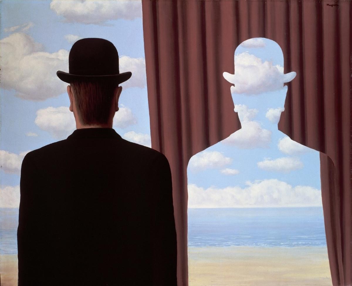почему Рене Магритт был помешан на шляпах 2