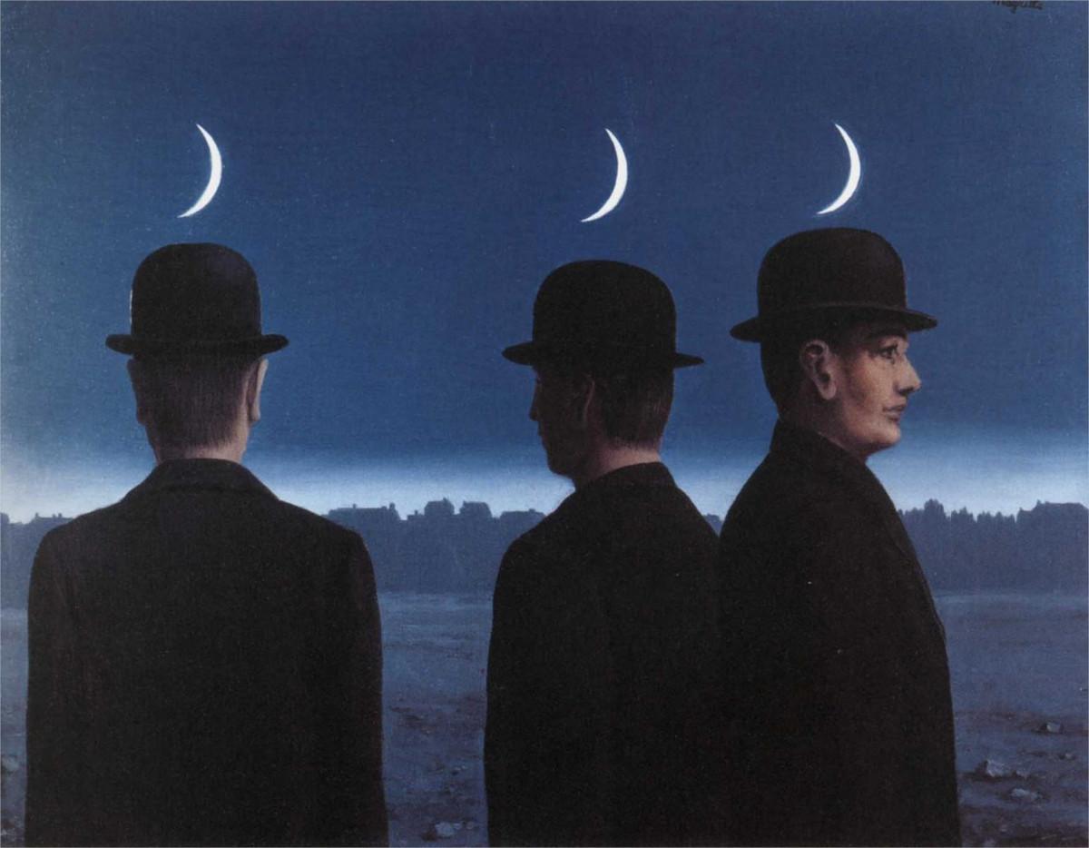 почему Рене Магритт был помешан на шляпах 5