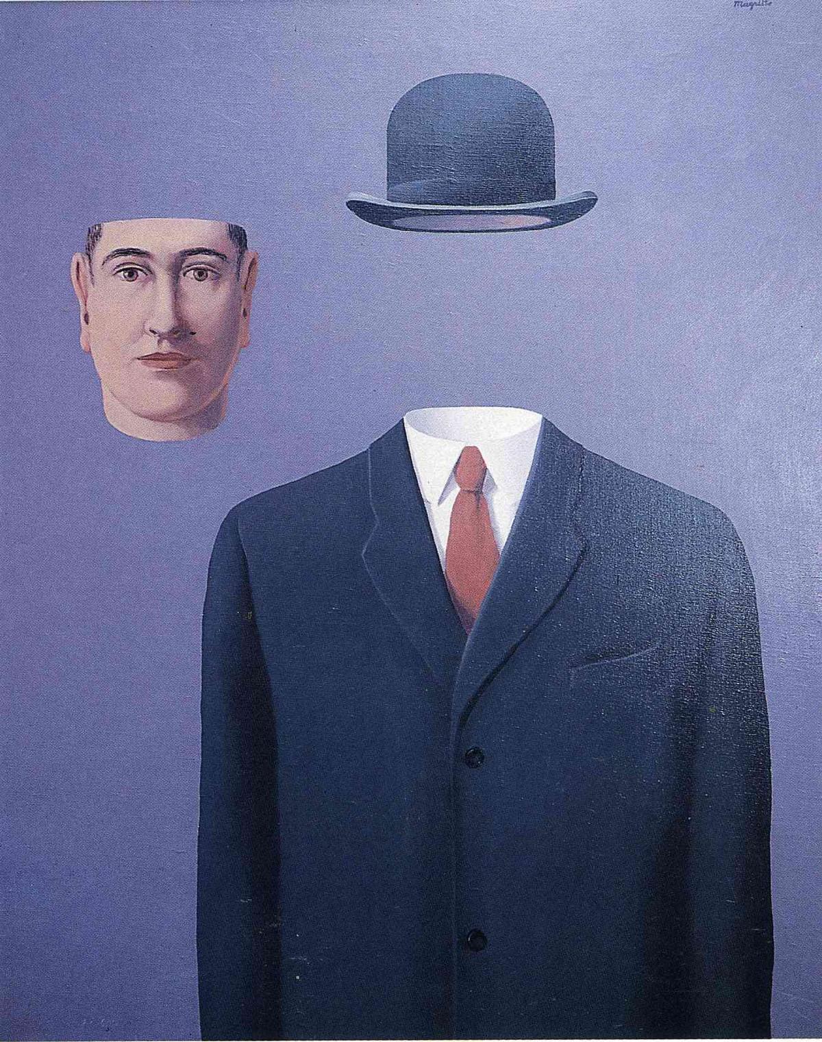 почему Рене Магритт был помешан на шляпах 7