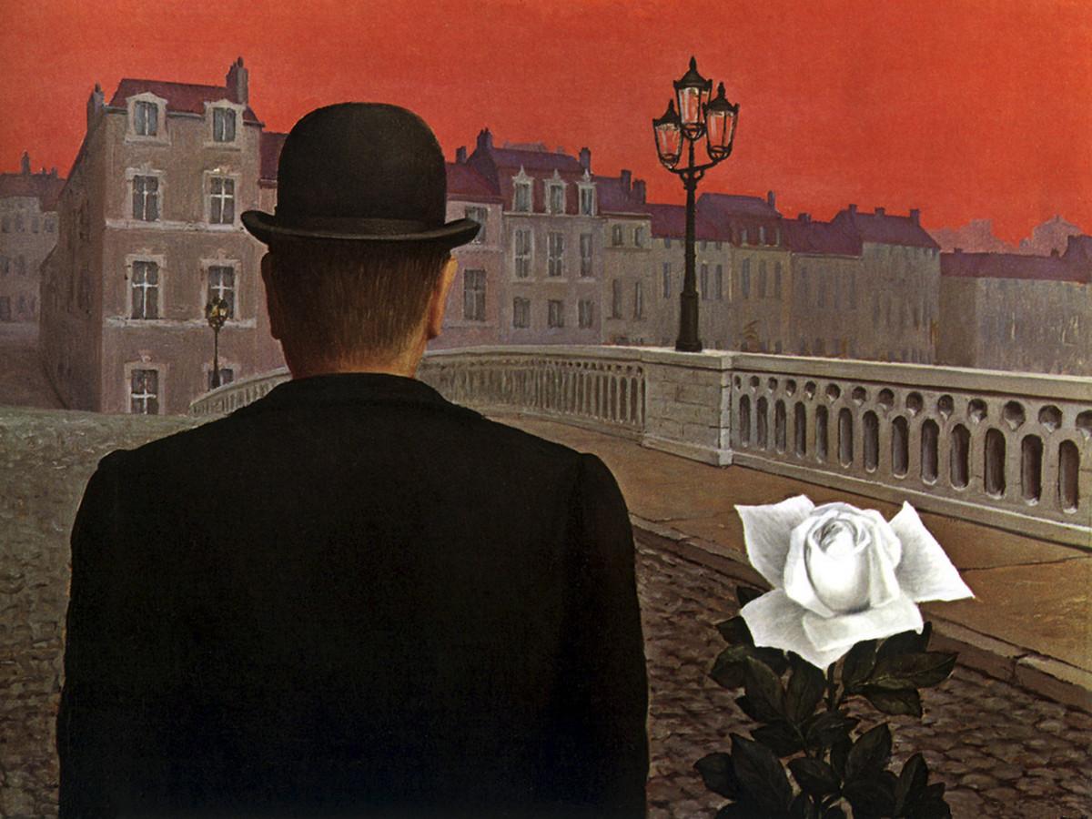 почему Рене Магритт был помешан на шляпах 8