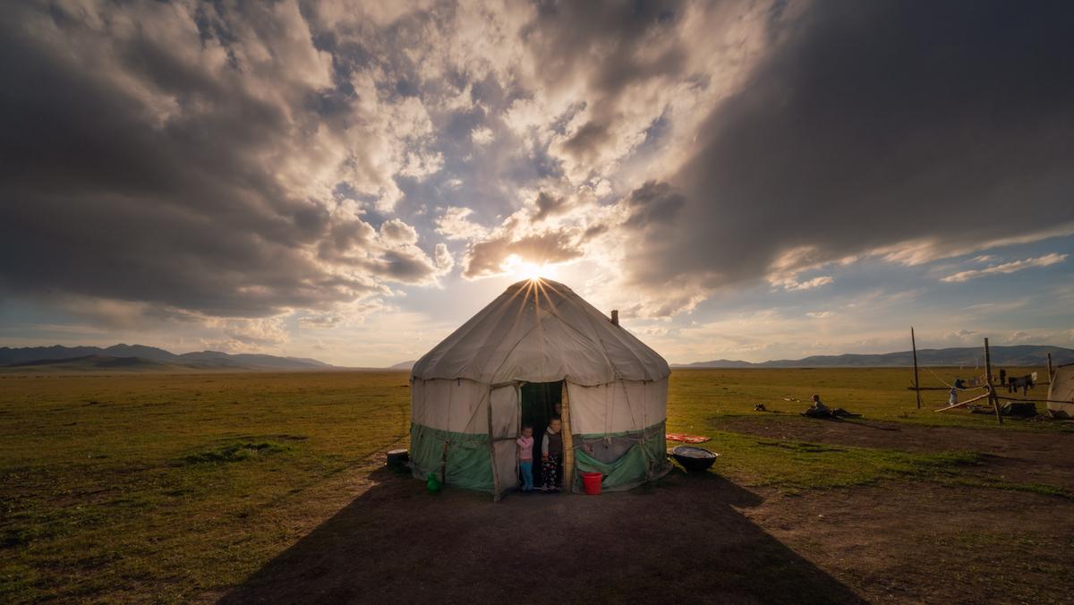 Пейзажи Киргизии, потрясшие нидерландского фотографа Альберта Дроса 20
