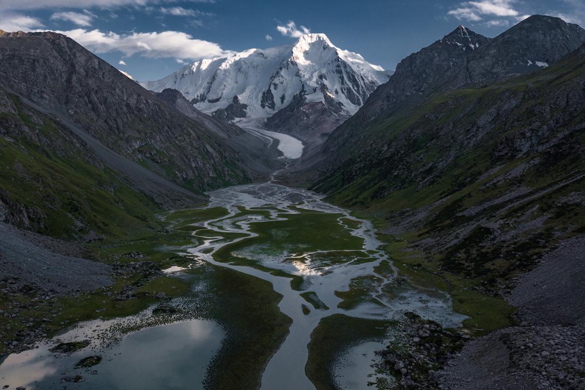Пейзажи Киргизии, потрясшие нидерландского фотографа Альберта Дроса 22