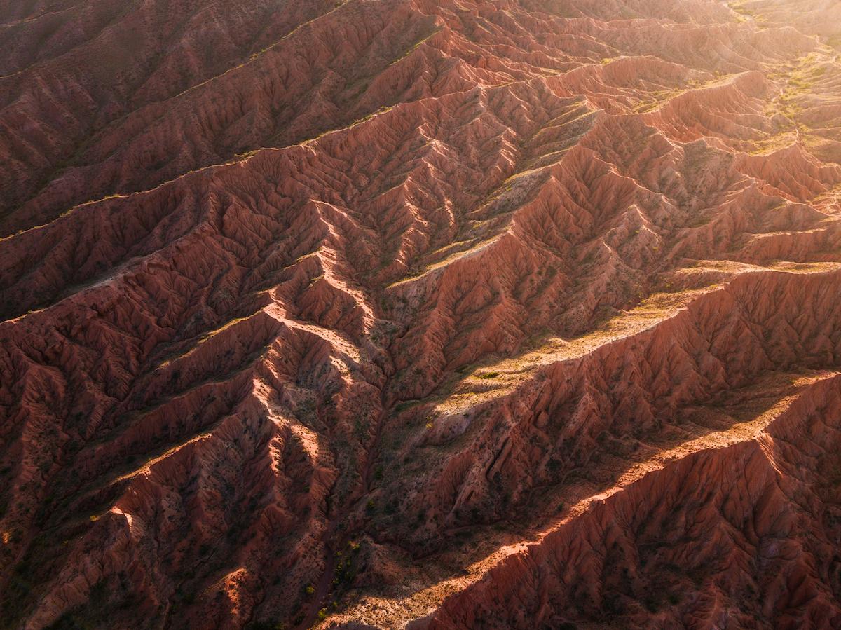 Пейзажи Киргизии, потрясшие нидерландского фотографа Альберта Дроса 24