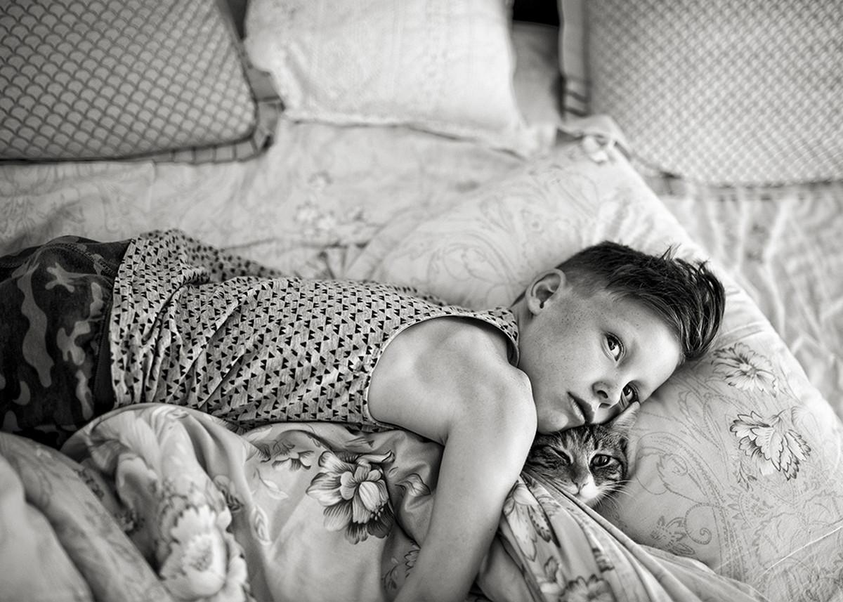 победители конкурса черно-белой детской фотографии 2018 44