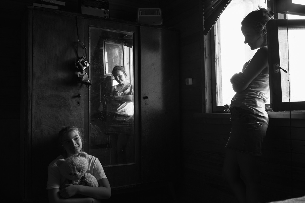 победители конкурса черно-белой детской фотографии 2018 64
