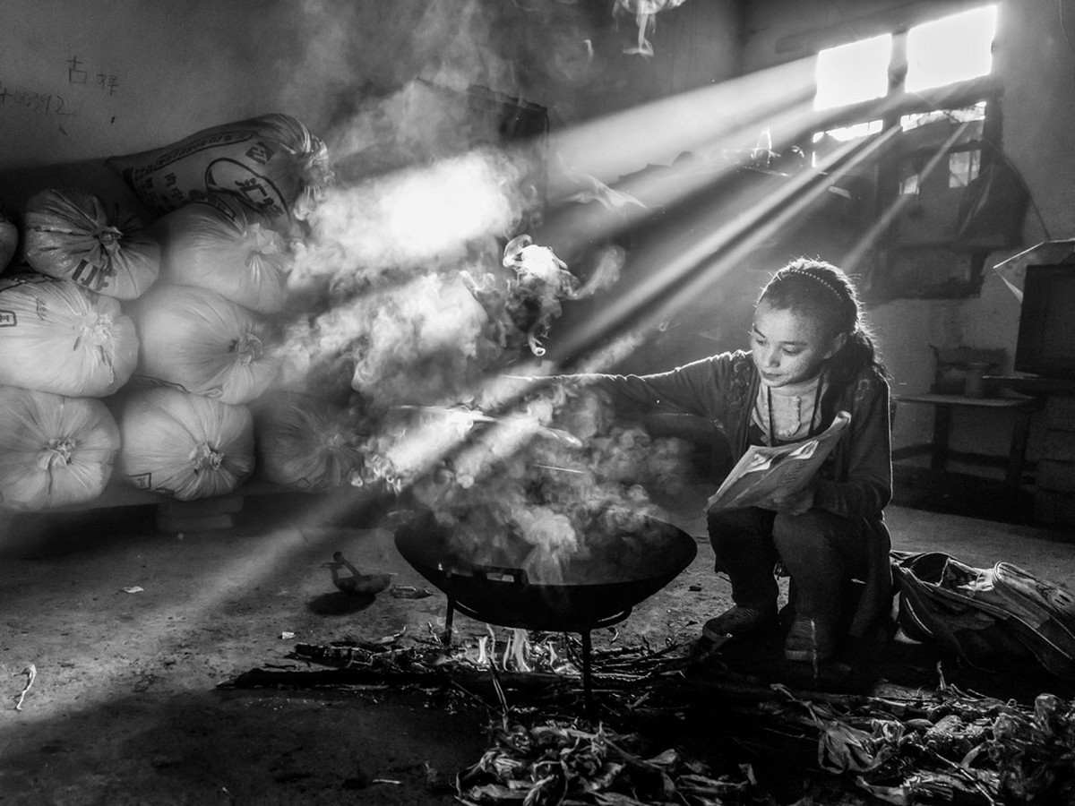 победители конкурса черно-белой детской фотографии 2018 71