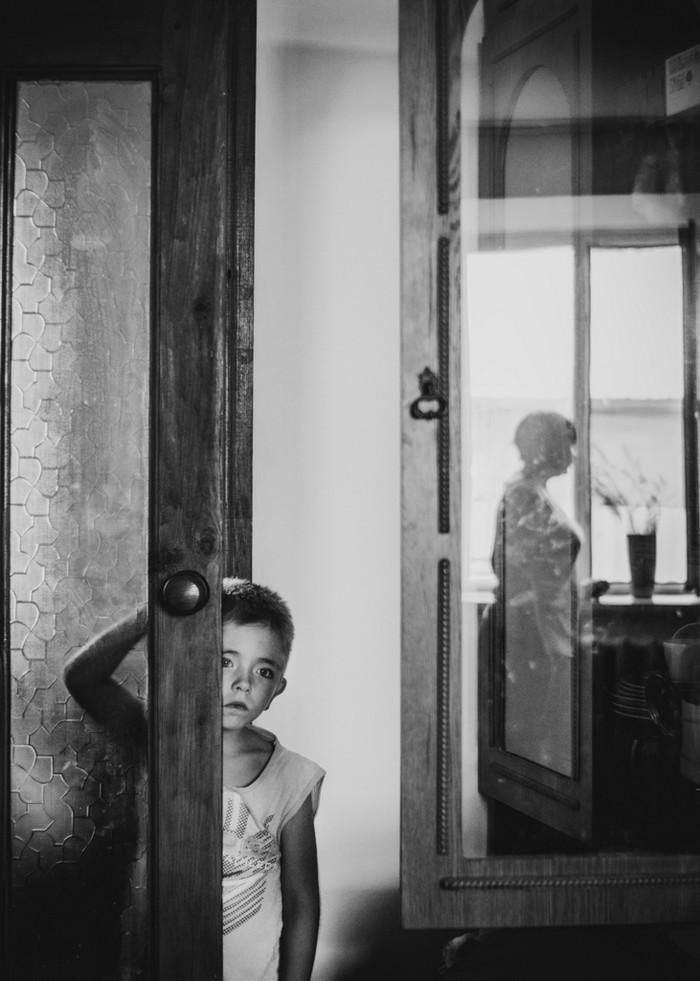 победители конкурса черно-белой детской фотографии 2018 74
