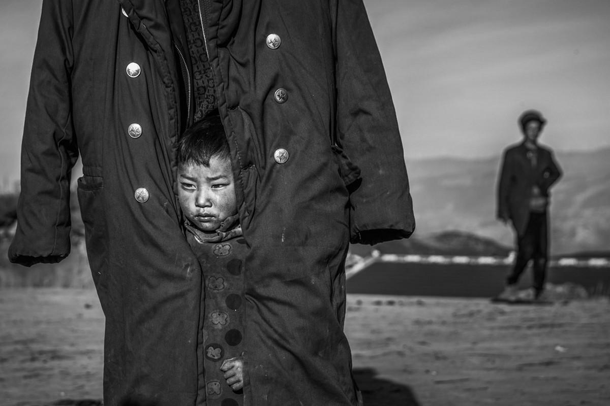 победители конкурса черно-белой детской фотографии 2018 90