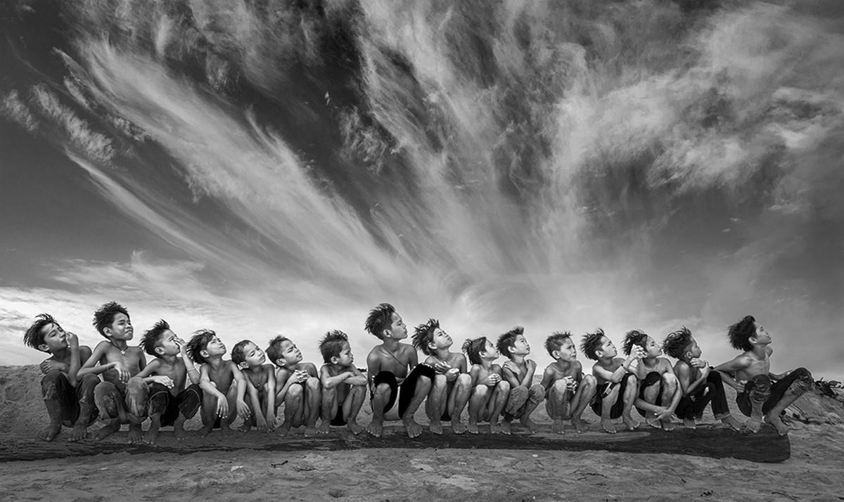 победители конкурса черно-белой детской фотографии 2018 96