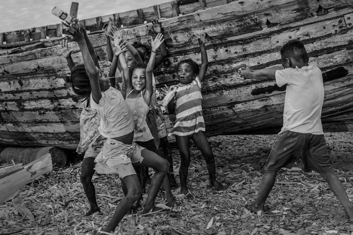 победители конкурса черно-белой детской фотографии 2018 99