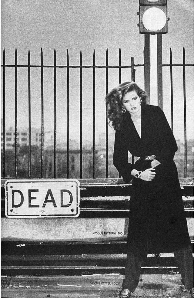 Слишком красивая Джиа Каранджи в фотографиях 1970-80-х годов 101