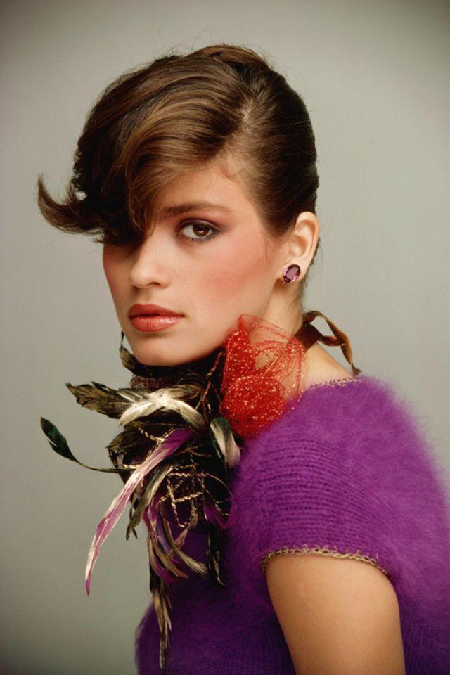 Слишком красивая Джиа Каранджи в фотографиях 1970-80-х годов 21